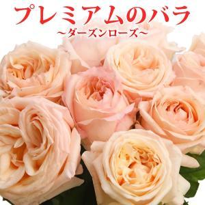 大輪 プレミアムローズ 12本のバラの花束 50cm 無料ラッピング トゲ取り無料/宅配便 送料無料/|sancyokubin