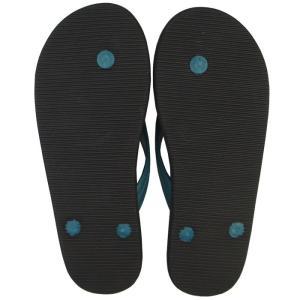 ビーチサンダル マシュマロのように柔らかい天然ゴム 植物由来 ヒッポブルー(hippo bloo) ユニセックス|sandals|05