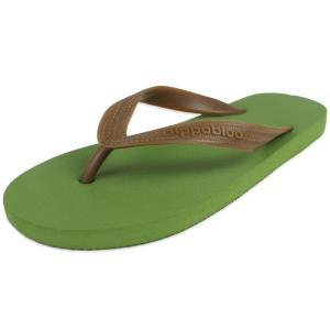 ビーチサンダル マシュマロのように柔らかい天然ゴム 植物由来 ヒッポブルー(hippo bloo) ユニセックス|sandals|02