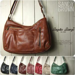 ミニショルダーバッグ レディース ポケットいっぱい Legato Largo ミニバッグ|sandybrown