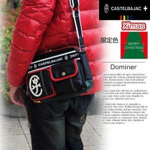 カステルバジャック CASTELBAJAC ショルダーバッグ横型 Dominer (ドミネ) 024181 sane
