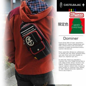 カステルバジャック CASTELBAJAC ワンショルダーバッグ Dominer (ドミネ) 024981 sane