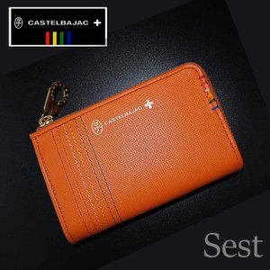 CASTELBAJAC 財布・セミ長札(シェスト)027608    ■品番 027608 シェスト...