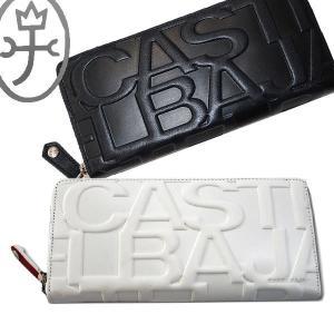 ■ブランド名:カステルバジャック ■品名   :ラウンドファスナー 長財布 ■品番   :03661...