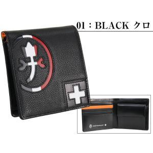 財布 メンズ 二つ折り カステルバジャック CASTELBAJAC メンズ2つ折り財布  /パンセ/  059612|sane|05