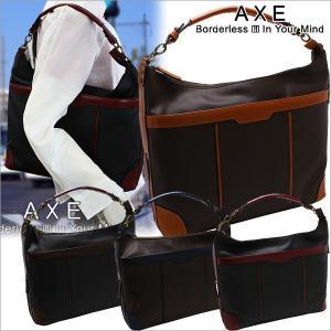 AXE アックス 2WAYセミショルダーバッグ A4   /インベーダー/ 141131 SALE sane