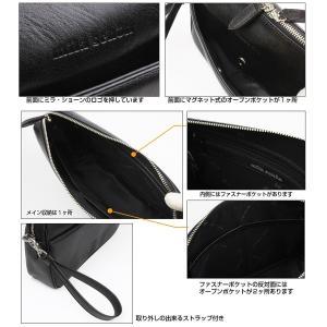 セカンドバッグ メンズ 本革 日本製 ミラ・ショーン mila schon メンズセカンドバッグ /モナーク / 290211|sane|02