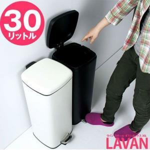 ダストボックス 30L  スチール 分別 ゴミ箱 ごみ箱 ダストBOX|sangostyle