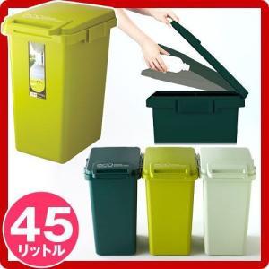コンテナスタイル ゴミ箱 45L ごみ箱 ダストボックス 分別|sangostyle