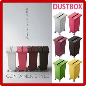 キッチンペール 21L 分別ダストボックス ゴミ箱 ごみ箱|sangostyle