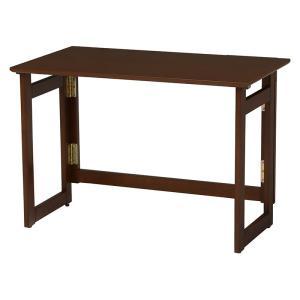 折りたたみテーブル VT-7810DBR