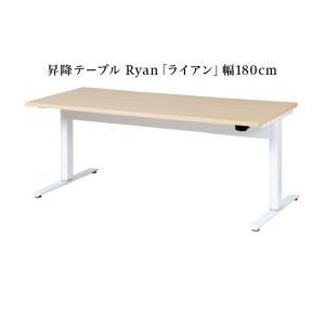 スタンディングデスク 会議テーブル 幅180c...の詳細画像2