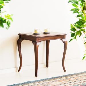 テーブル ヨーロピアン アンティーク家具 猫脚 姫家具 ロココ調|sangostyle
