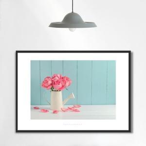 ポスター インテリア アートポスター  A2 お花 植物 おしゃれ  フォトポスター サンサンフー フラワーコレクション A2(フレーム付 )|sangsanghoo-jp|12