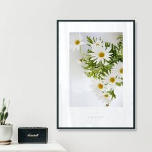 ポスター インテリア アートポスター  A2 お花 植物 おしゃれ  フォトポスター サンサンフー フラワーコレクション A2(フレーム付 )|sangsanghoo-jp|04