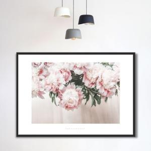 ポスター インテリア アートポスター  A2 お花 植物 おしゃれ  フォトポスター サンサンフー フラワーコレクション A2(フレーム付 )|sangsanghoo-jp|06
