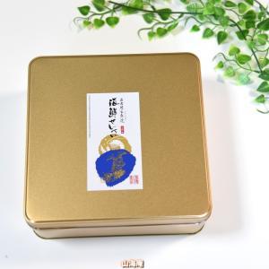 名古屋金鯱海鮮せんべい缶 金袋12個、銀袋12個入|sankaian
