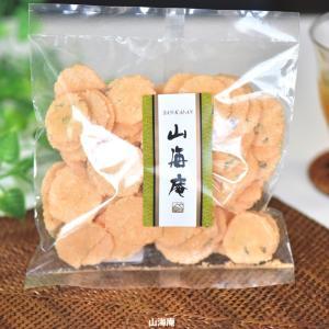 お好み焼き味えびせんべい 60g|sankaian