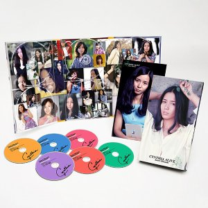 ソニーミュージック CYNTHIA ALIVE 南 沙織 DYCL-3589 1セット(CD6枚組)