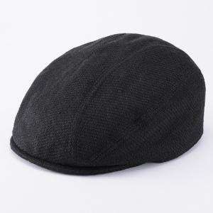 ビスポーク 井上帽子 折りたためる 麻のハンチング IN-HLI001 1個|sankeishop