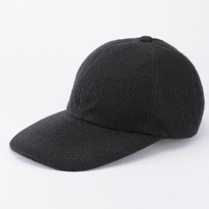 ビスポーク 井上帽子 折り畳める 大人の麻メッシュキャップ IN-HLI002 1個|sankeishop