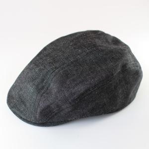 ビスポーク 井上帽子 ウォッシュコットンハンチング IN-H006 1個|sankeishop