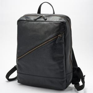 平野鞄 ハミルトン 牛革スクエアデイパック 42564 1個|sankeishop