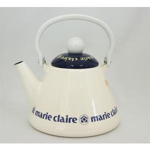 ホーローケトル(やかん) marie claire マリクレール 『1.5L ケトル』 富士ホーロー|sankitrd