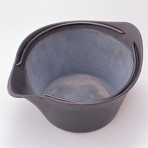 南部鉄器  『 湯沸し鍋 』 岩鋳製 (貧血の方の鉄分補給にどうぞ) IH対応 日本製|sankitrd|04