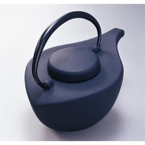 送料無料 お茶だけでなく、紅茶もどうぞ 南部鉄器 『 急須 曳舟(ひきふね) 』 岩鋳製|sankitrd|03