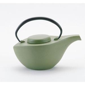送料無料 お茶だけでなく、紅茶もどうぞ 南部鉄器 『 急須 曳舟(ひきふね) 』 岩鋳製|sankitrd|04