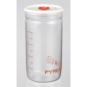 耐熱ガラス(パイレックス) 『密閉パック 1リットル 』 (電子レンジ対応) |sankitrd
