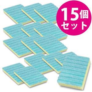 台所用ミニピカクリーナー15個入 キッチンクリーナー 洗剤いらず びっくりフレッシュ サンコー|sanko-online