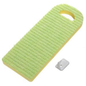 ラクラク洗濯板 2枚入 手洗い 板 クリーナー びっくりフレッシュ サンコー|sanko-online|02