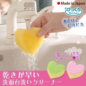 乾きが速い 洗面ピカピカクリーナー びっくりフレッシュ サンコー sanko-online