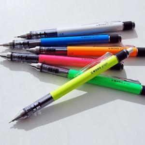 MONO モノグラフ ネオンカラー シャープペン 0.5mm トンボ鉛筆 DPA-13