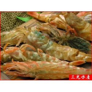 日本海の美味 近海産モサ海老300g(20匹前後) |sankousuisan|06