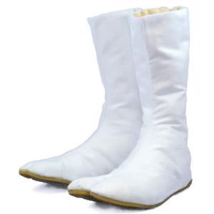 力王 祭りたび 力王ホワイト 12枚コハゼ 白 25.5cm WF12 sanks-store