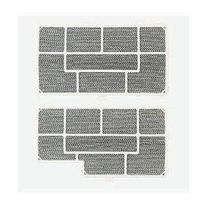 ダイキン エアコン用交換フィルター(2枚1セット・1回分)枠付き KAF-957A41|sanks-store