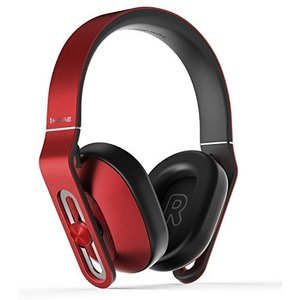 1MORE MK801-RD Over-Ear Headphones with Apple iOS and Android Compatible Mi|sanks-store