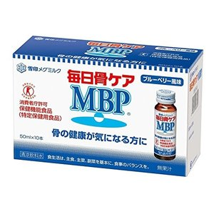 雪印メグミルク 毎日骨ケアMBP 10本 sanks-store