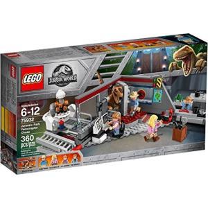 レゴ(LEGO)ジュラシック・ワールド ジュラシックパークのラプターチェイス 75932|sanks-store