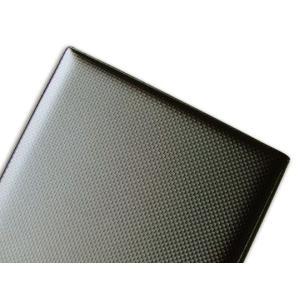 車検証ケース カーボン調 PVCレザータイプ(カーボンメタルブラック)ゆうパケット送料無料|sankyo-co|03