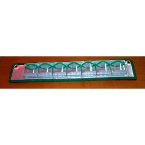 お薬カレンダー 本体にセット!1日4回以上服用される方に 壁掛けお薬カレンダー わすれんたい (追加1回分)|sankyo-co