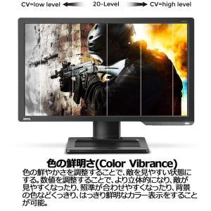 BenQ ゲーミングモニター ディスプレイ ZOWIE XL2411P 24インチ/フルHD/HDM...