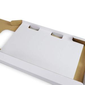ゴミ袋収納箱(ゴミ袋付)3個入り白 5セット (ゴミ袋収納 隙間収納 縦置き 45l 45リットル ...