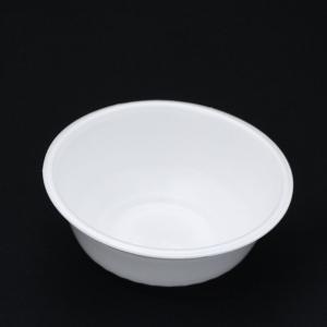 リスパック RP丼 丸型 小 本体 25枚入り 白 ごはん320g RLBF990