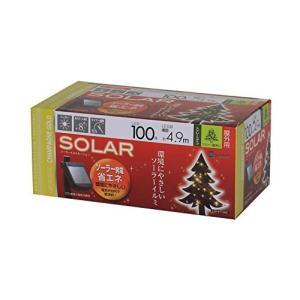 タカショー(Takasho) LGI-ST100C ソーラーイルミネーション100球シャンパンG 46776100|sanmaruroku
