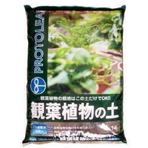 プロトリーフ 観葉植物の土 14L|sanmaruroku