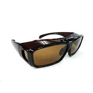コールマン Coleman オーバーグラス サングラス 跳ね上げタイプ 眼鏡の上から装着できる 偏光レンズ 偏光サング sanmaruroku
